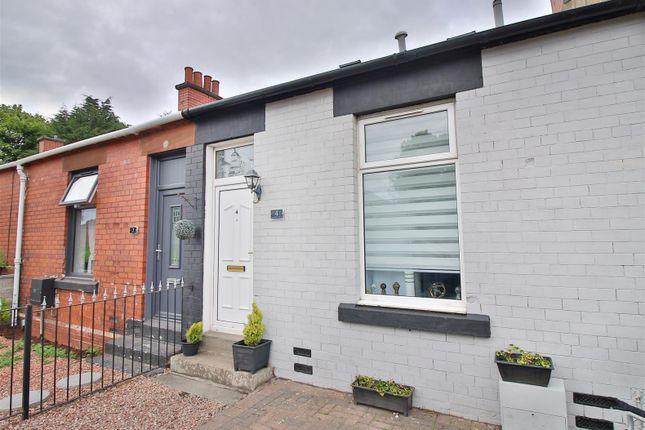 Thumbnail Terraced house for sale in Sweethill Terrace, Coatbridge
