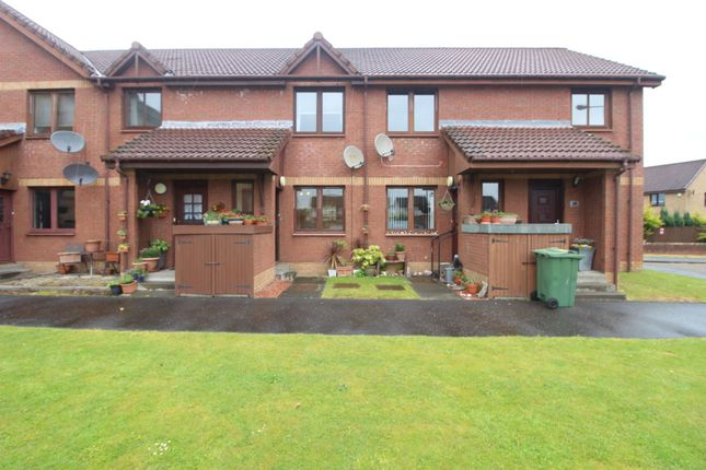Thumbnail 2 bed flat for sale in Buchanan Court, Falkirk