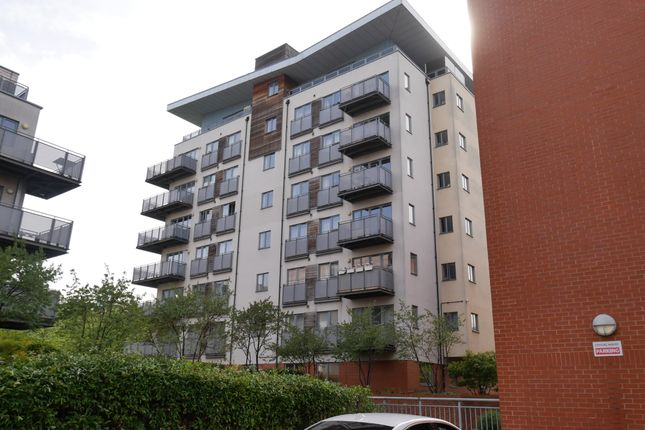 Thumbnail Flat to rent in Aqua House / Agate Close, Park Royal
