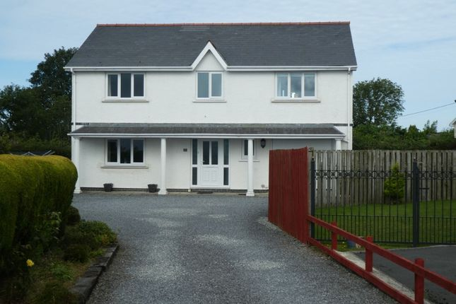 Thumbnail Detached house for sale in Maes Iwan, Ffosyffin, Aberaeron