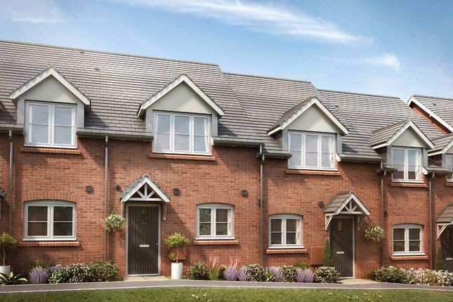 Thumbnail Terraced house for sale in Bredon Gate, Ashton-Under-Hill, Worcestershire