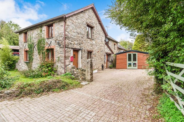 Thumbnail Barn conversion for sale in Stidston Lane, South Brent