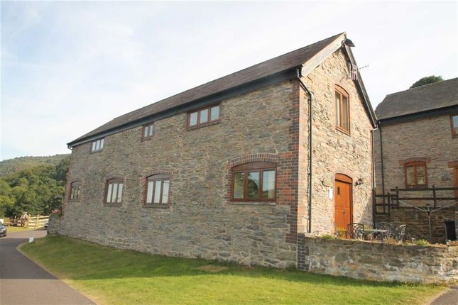 2 bed semi-detached house for sale in Holyhead Road, Llangollen