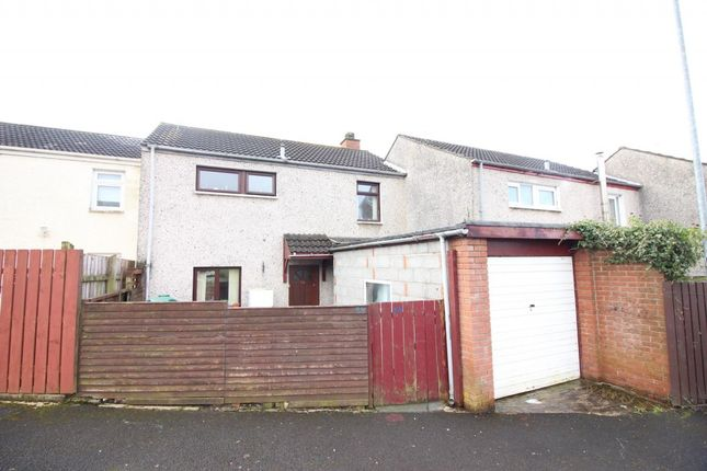 Thumbnail Terraced house to rent in Dromain Drive, Muckamore, Antrim