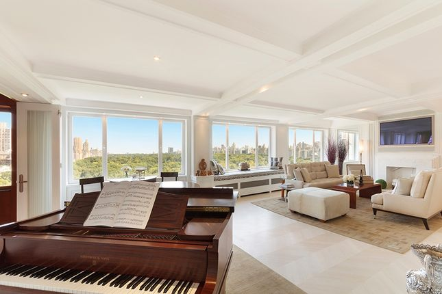 Thumbnail Apartment for sale in 230 Central Park S, New York, Ny 10019, Usa