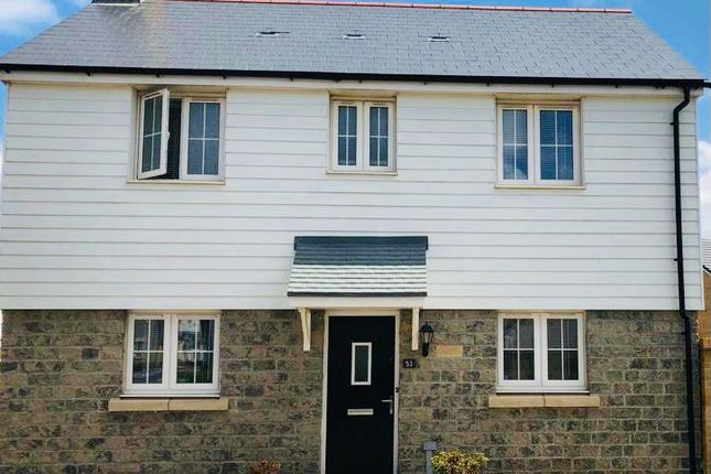 Thumbnail Detached house for sale in Rhes Brickyard Row, Llanelli