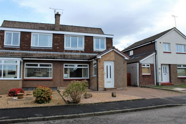 Thumbnail Semi-detached house to rent in Parkdyke, Stirling