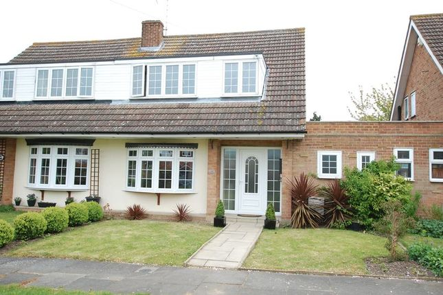 Thumbnail Semi-detached house for sale in The Green, Orsett, Grays