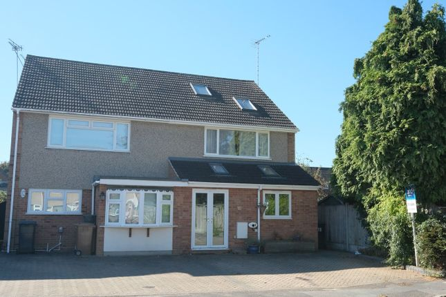 4 bed semi-detached house to rent in Johnson Road, Great Baddow, Chelmsford CM2