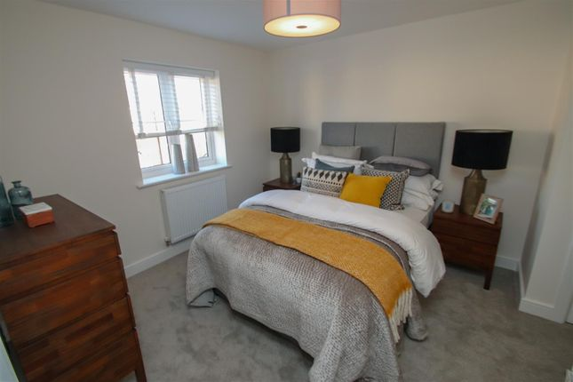 Master Bedroom of Gateway Avenue, Baldwins Gate, Newcastle ST5