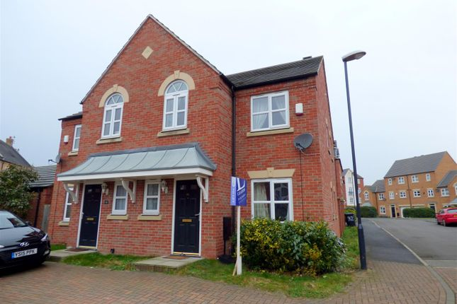 Thumbnail Semi-detached house to rent in Pacific Way, Derby