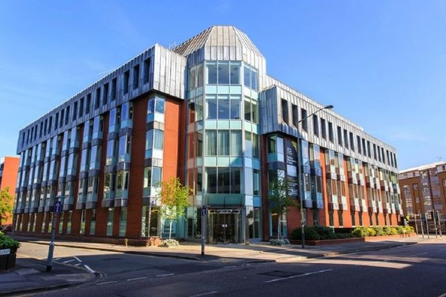Thumbnail Office to let in Ground Floor Milford Wing, Station Square, 1 Gloucester Street, Swindon
