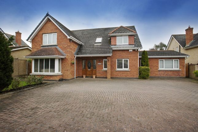 Thumbnail Detached house for sale in Beaverbrook, Donabate, Co. Dublin, Fingal, Leinster, Ireland