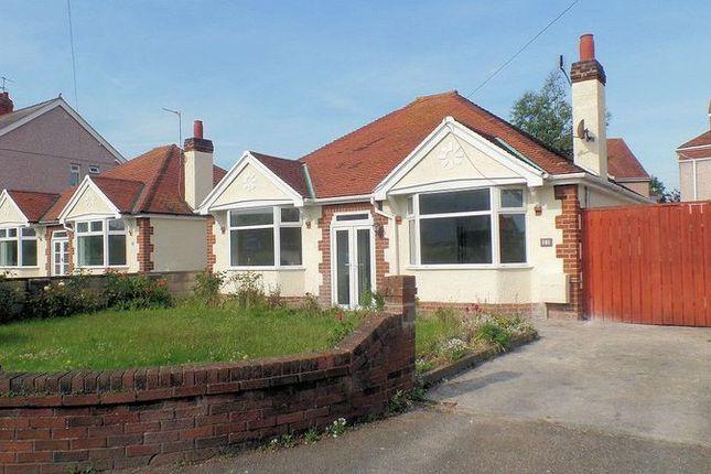 Thumbnail Detached bungalow to rent in Rhuddlan Road, Rhyl