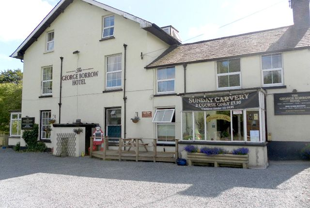 Thumbnail Hotel/guest house for sale in Aberystwyth, Mid Wales