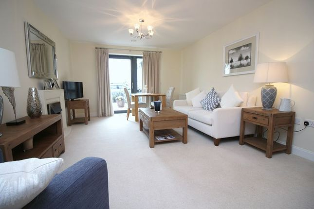 Thumbnail Flat for sale in Lock House, Keeper Close, Taunton