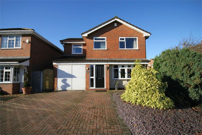 Thumbnail Detached house for sale in The Parchments, Newton-Le-Willows