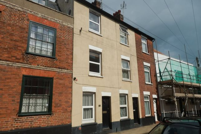 Thumbnail Town house to rent in Kings Head Street, Harwich