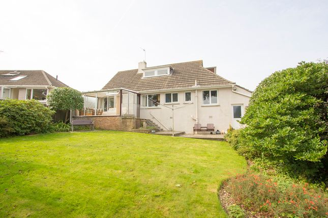 Thumbnail Detached bungalow for sale in St Annes Road, Glenholt, Plymouth
