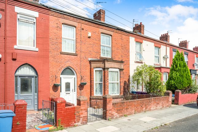 Thumbnail Terraced house for sale in Ashfield, Wavertree, Liverpool