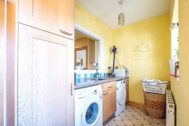 Utility Room of Grange Way Gardens, Ilford IG4