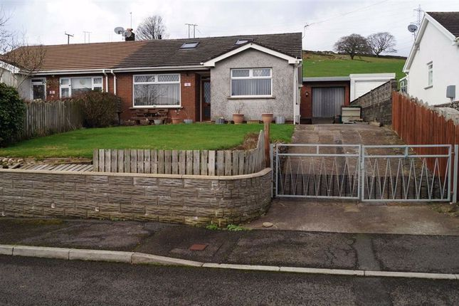 Thumbnail Semi-detached bungalow for sale in Goitre Coed Isaf, Abercynon, Mountain Ash