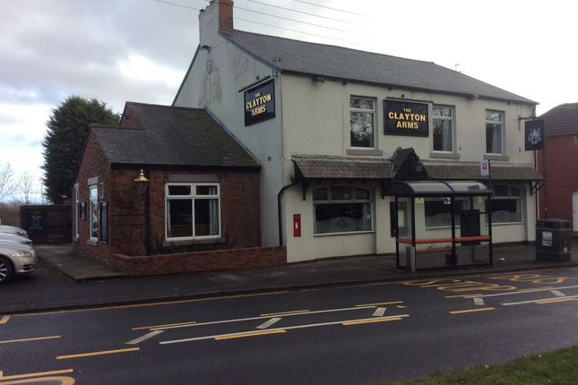 Thumbnail Pub/bar for sale in Cramlington, Northumberland