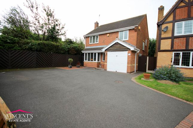 Copse Close, Leicester Forest East, Leicester LE3