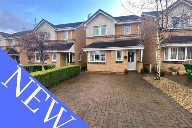 3 bed detached house for sale in Maes Y Twr, Mold, Flintshire CH7