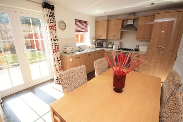 Thumbnail Terraced house to rent in Nursery Lane, Merrybent, Darlington