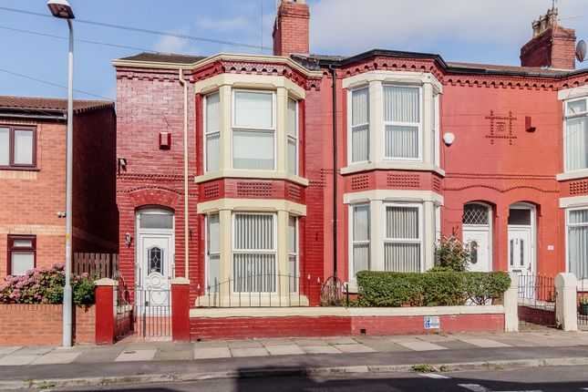 3 bed end terrace house for sale in Penrhyn Avenue, Liverpool