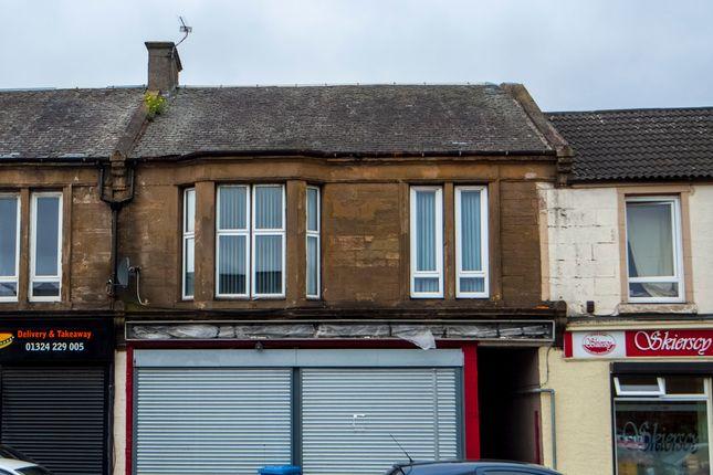 Thumbnail Flat for sale in Grahams Road, Falkirk