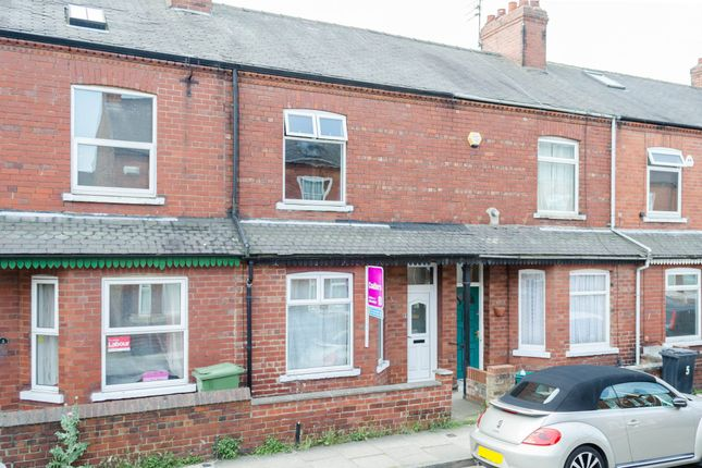 Thumbnail Terraced house to rent in Garth Terrace, York
