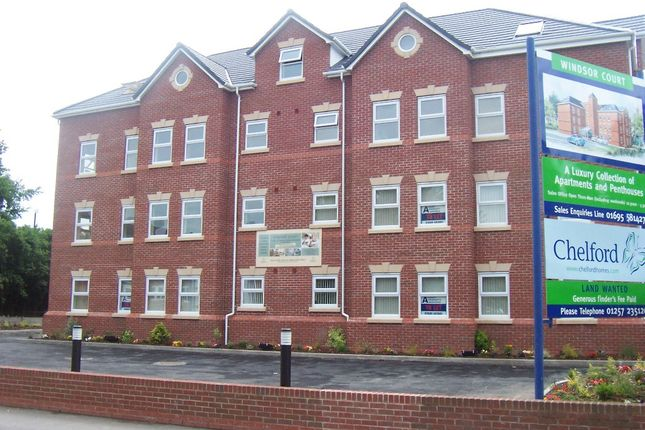 Thumbnail Flat to rent in Derby House, Derby Street, Ormskirk, Lancashire