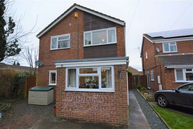 Thumbnail Detached house for sale in The Holly Grove, Quedgeley, Gloucester