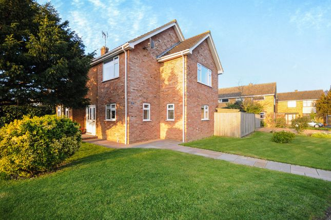 Thumbnail Semi-detached house for sale in Lodge Road, Writtle, Chelmsford