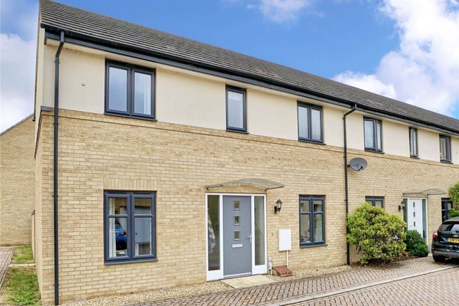 3 bed end terrace house for sale in Skylark Place, St. Ives, Cambridgeshire PE27