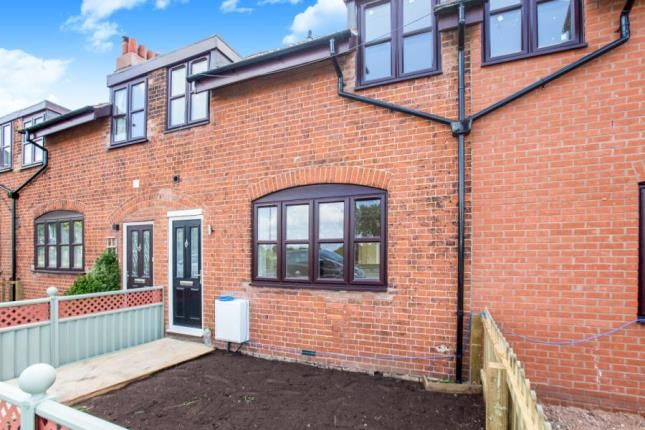 Thumbnail Terraced house for sale in London Road, Six Mile Bottom, Newmarket