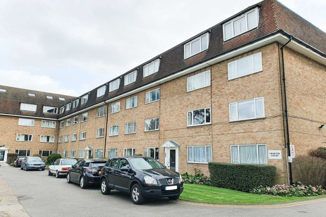 Thumbnail Flat to rent in Linden Grove, New Malden