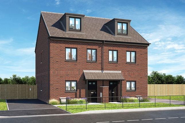 """Thumbnail Property for sale in """"The Bedgebury"""" at Arnold Lane, Gedling, Nottingham"""