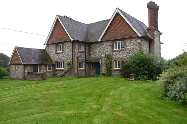 Thumbnail Detached house to rent in Wolfs Lane, Chawton, Alton, Hampshire
