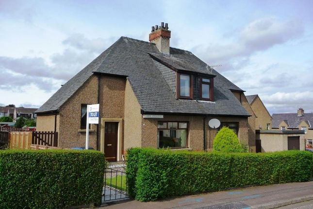 Thumbnail Semi-detached house to rent in Carse Crescent, Laurieston