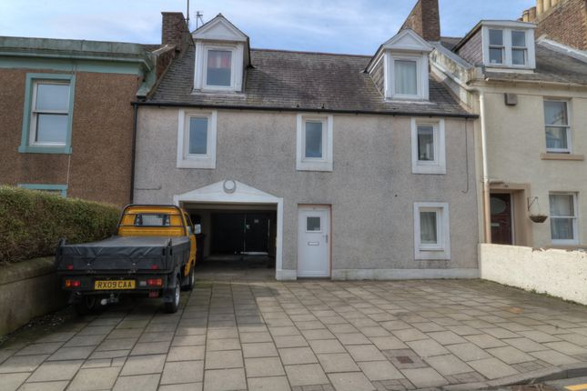 Thumbnail Town house for sale in Marketgate, Arbroath