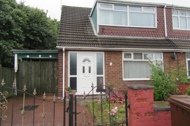 Thumbnail Bungalow to rent in Elliott Drive, Hindley