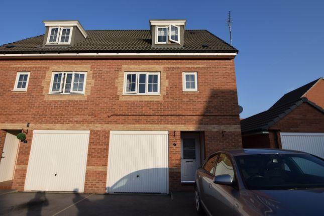 Thumbnail Semi-detached house for sale in Barron Road, Brampton Bierlow, Rotherham