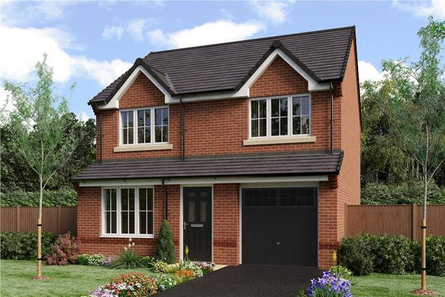 "Thumbnail Detached house for sale in ""The Larkin"" at Weldon Road, Cramlington"