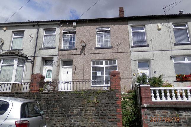 Thumbnail Property to rent in Brynhyfryd Street, Clydach Vale, Rhondda Cynon Taff.