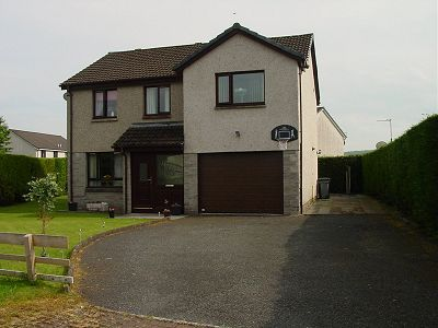 Thumbnail Detached house for sale in Masonfield Crescent, Newton Stewart