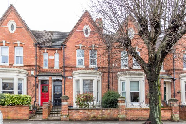 Thumbnail Town house for sale in Castle Street, Wellingborough