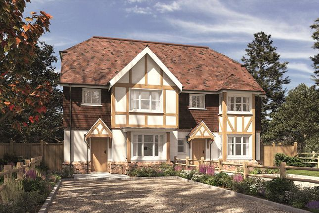 Thumbnail Semi-detached house for sale in Wadhurst Place, Mayfield Lane, Wadhurst, East Sussex